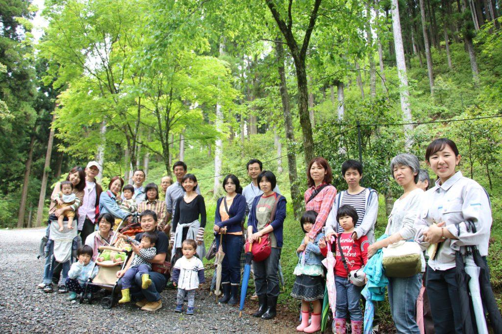 溝口さんの森林2